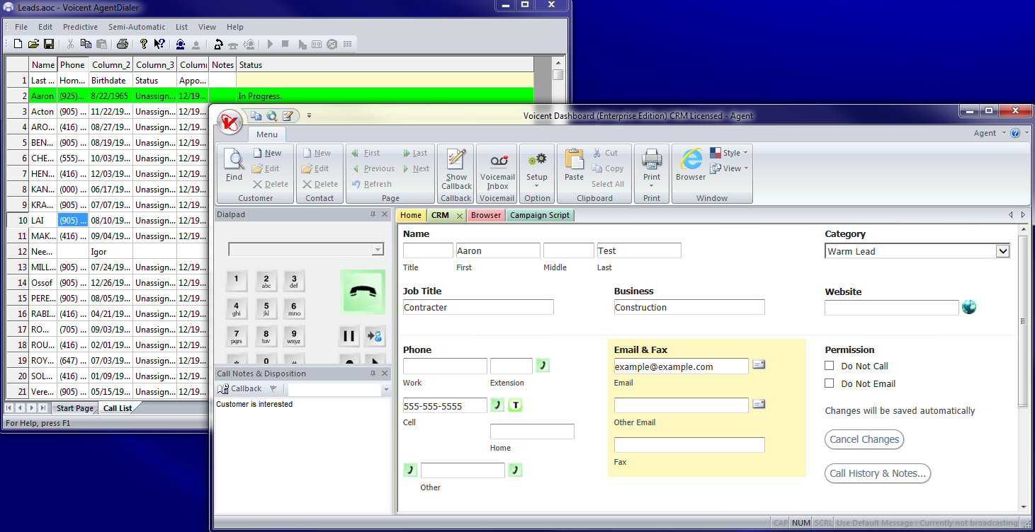Voicent Software or VICIDIAL? | Auto Dialer | Autodialer Software