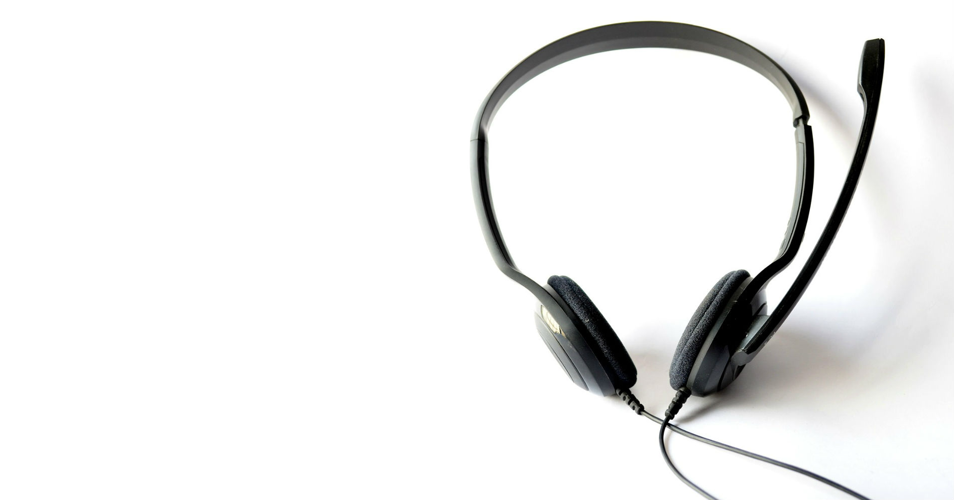 A Headset Agents Need