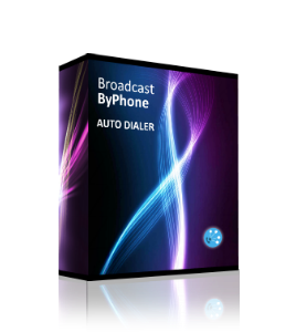 Auto dialer with press 1 option